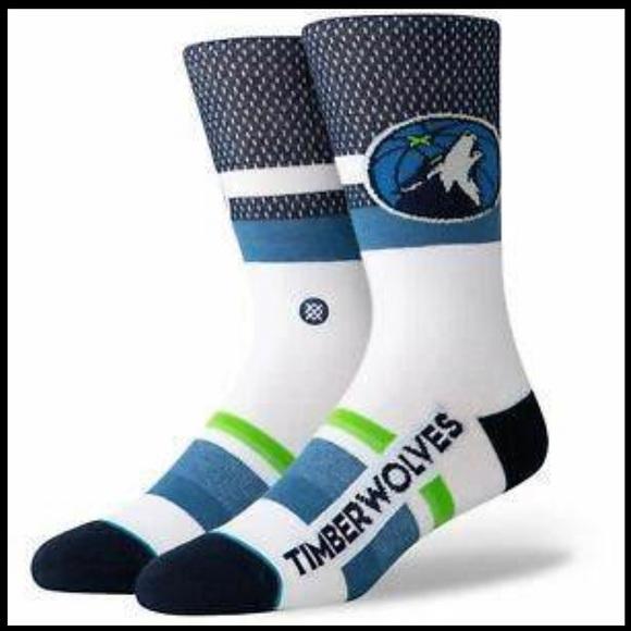 Stance Minnesota Timberwolves Socks